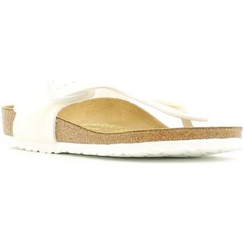Παπούτσια Παιδί Σαγιονάρες Birkenstock 847223 λευκό