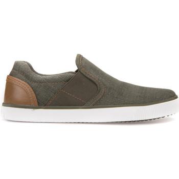 Παπούτσια Παιδί Slip on Geox J82A7F 01054 Πράσινος