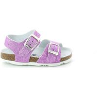 Παπούτσια Κορίτσι Σανδάλια / Πέδιλα Grunland SB1201 Βιολέτα