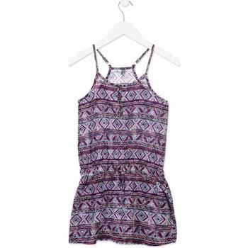 Υφασμάτινα Κορίτσι Ολόσωμες φόρμες / σαλοπέτες Losan 814-7021AB Μπλε