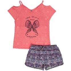 Υφασμάτινα Κορίτσι Σετ Losan 814-8022AB Ροζ