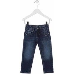 Υφασμάτινα Παιδί Skinny Τζιν  Losan 815-9014AC Μπλε