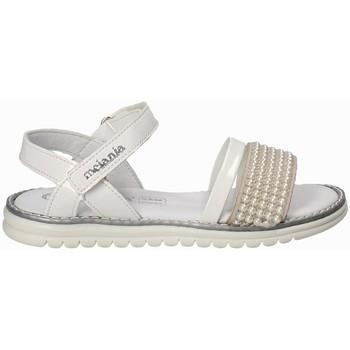 Παπούτσια Κορίτσι Σανδάλια / Πέδιλα Melania ME6094F8E.B λευκό