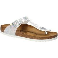 Παπούτσια Παιδί Σαγιονάρες Birkenstock 1008093 λευκό