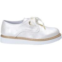 Παπούτσια Παιδί Derby Guardiani GK25400G λευκό