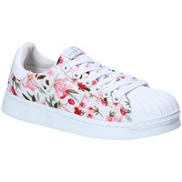 Παπούτσια Κορίτσι Χαμηλά Sneakers Silvian Heach SH-S18-01 λευκό