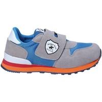Παπούτσια Παιδί Χαμηλά Sneakers Beverly Hills Polo Club BH-8017 Γκρί