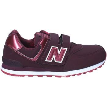 Παπούτσια Παιδί Χαμηλά Sneakers New Balance NBKV574F2Y το κόκκινο