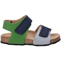 Παπούτσια Παιδί Σανδάλια / Πέδιλα Asso 64204 Γκρί