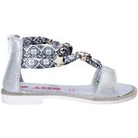 Παπούτσια Κορίτσι Σανδάλια / Πέδιλα Asso 64075 Γκρί