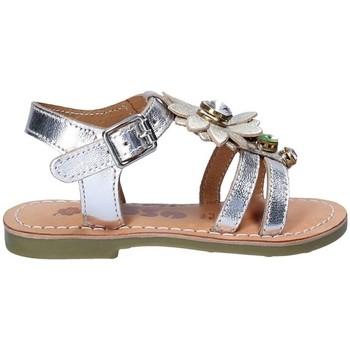Παπούτσια Κορίτσι Σανδάλια / Πέδιλα Asso 55002 Γκρί