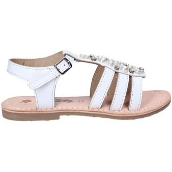Παπούτσια Κορίτσι Σανδάλια / Πέδιλα Asso 65952 λευκό
