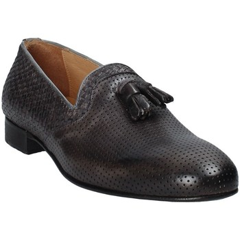 Παπούτσια Άνδρας Μοκασσίνια Exton 1059 Γκρί