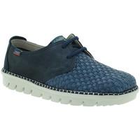 Παπούτσια Άνδρας Derby CallagHan 14502 Μπλε