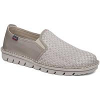 Παπούτσια Άνδρας Slip on CallagHan 14505 Μπεζ