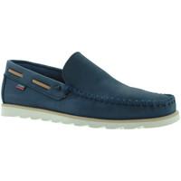 Παπούτσια Άνδρας Μοκασσίνια CallagHan 15400 Μπλε