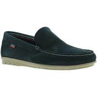 Παπούτσια Άνδρας Μοκασσίνια CallagHan 85100 Μπλε