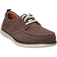 Παπούτσια Άνδρας Boat shoes Clarks 131734 καφέ