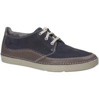Παπούτσια Άνδρας Derby Clarks 132574 Μπλε