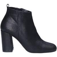 Παπούτσια Γυναίκα Χαμηλές Μπότες Keys 7172 Μαύρος