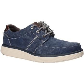 Παπούτσια Άνδρας Derby Clarks 132598 Μπλε