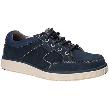 Παπούτσια Άνδρας Derby Clarks 132611 Μπλε