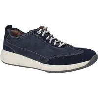 Παπούτσια Άνδρας Χαμηλά Sneakers Clarks 133328 Μπλε