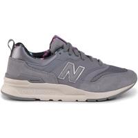 Παπούτσια Γυναίκα Χαμηλά Sneakers New Balance NBCW997HXA Γκρί