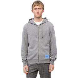 Υφασμάτινα Άνδρας Φούτερ Calvin Klein Jeans K10K102711 Γκρί