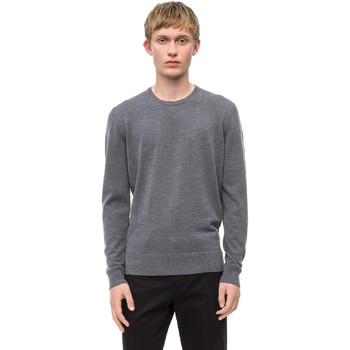 Υφασμάτινα Άνδρας Πουλόβερ Calvin Klein Jeans K10K102727 Γκρί