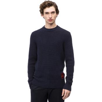 Υφασμάτινα Άνδρας Πουλόβερ Calvin Klein Jeans K10K102731 Μπλε