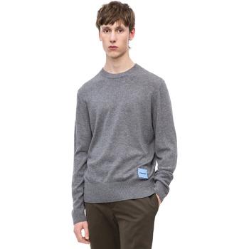 Υφασμάτινα Άνδρας Πουλόβερ Calvin Klein Jeans K10K102739 Γκρί
