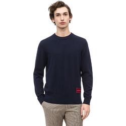 Υφασμάτινα Άνδρας Πουλόβερ Calvin Klein Jeans K10K102739 Μπλε