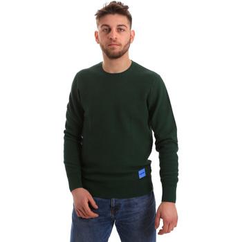 Υφασμάτινα Άνδρας Πουλόβερ Calvin Klein Jeans K10K102753 Πράσινος