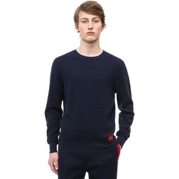 Υφασμάτινα Άνδρας Πουλόβερ Calvin Klein Jeans K10K102753 Μπλε