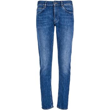 Υφασμάτινα Άνδρας Skinny Τζιν  Calvin Klein Jeans K10K102940 Μπλε