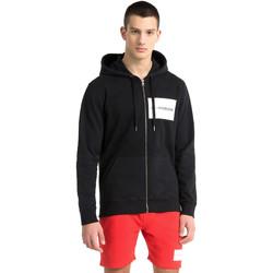 Υφασμάτινα Άνδρας Φούτερ Calvin Klein Jeans J30J307760 Μαύρος