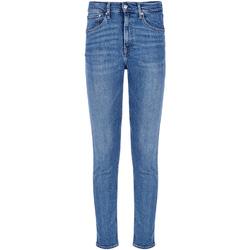 Υφασμάτινα Άνδρας Skinny Τζιν  Calvin Klein Jeans J30J308032 Μπλε