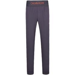 Υφασμάτινα Άνδρας Φόρμες Calvin Klein Jeans 00GMF8P620 Γκρί