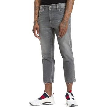 Υφασμάτινα Άνδρας Jeans 3/4 & 7/8 Tommy Hilfiger DM0DM04921 Γκρί