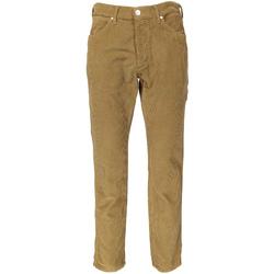Υφασμάτινα Άνδρας Παντελόνια Wrangler W18RSU Μπεζ