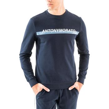 Υφασμάτινα Άνδρας Φούτερ Antony Morato MMFL00454 FA150048 Μπλε