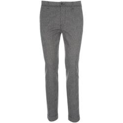 Υφασμάτινα Άνδρας Παντελόνια κοστουμιού NeroGiardini A870182U Μαύρος