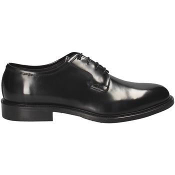 Παπούτσια Άνδρας Derby Rogers 750_2 Μαύρος
