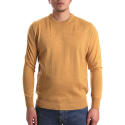 Υφασμάτινα Άνδρας Πουλόβερ Navigare NV1100530 Κίτρινος
