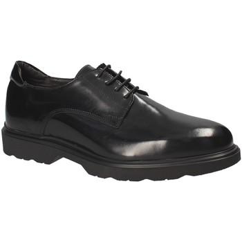 Παπούτσια Άνδρας Derby Exton 1680 Μαύρος