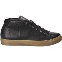 Παπούτσια Άνδρας Sneakers Exton 481 Μαύρος
