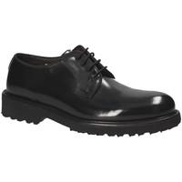Παπούτσια Άνδρας Derby Exton 493 Μαύρος