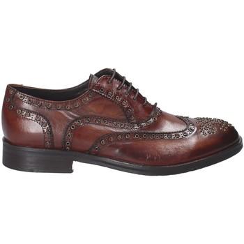 Παπούτσια Άνδρας Derby Exton 5358 καφέ