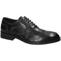 Παπούτσια Άνδρας Derby Exton 5358 Μαύρος